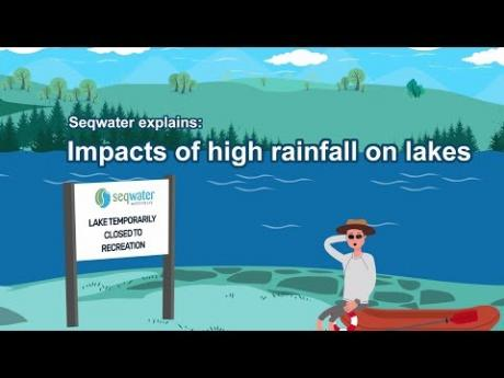 Seqwater explains: Impacts of high rainfall on lakes