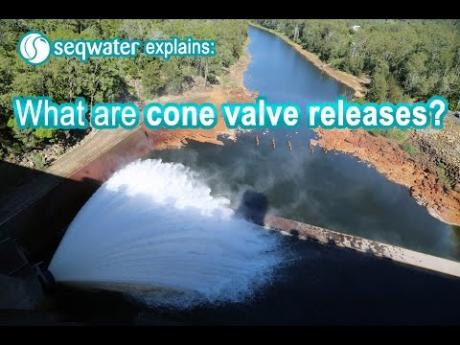 Seqwater explains: What is a cone valve release?