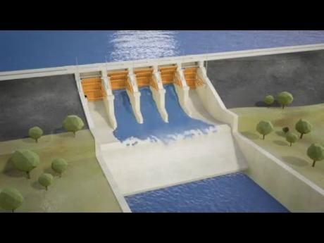 Seqwater explains: How gated dams work