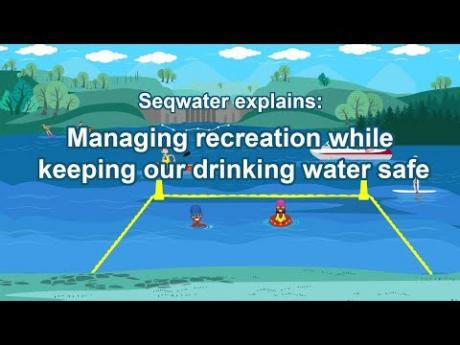 Seqwater explains: Managing recreation while keeping our drinking water safe