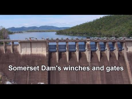 A quick look at...Somerset Dam's rope winches and gates