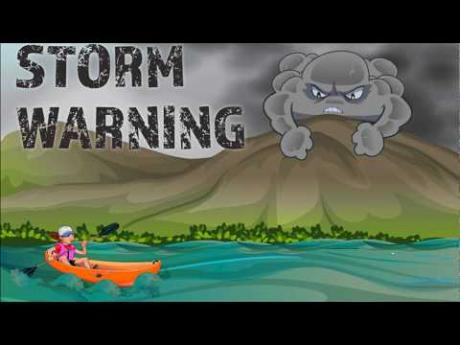Play it safe stories: Storm Warning