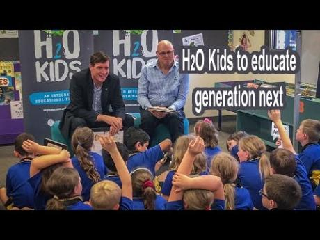 H20 Kids to educate generation next