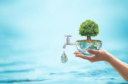 five ways to save water