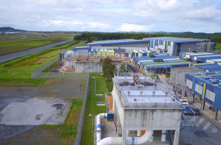 The Gold Coast Desalination Plant