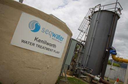 Kenilworth Water Treatment Plant