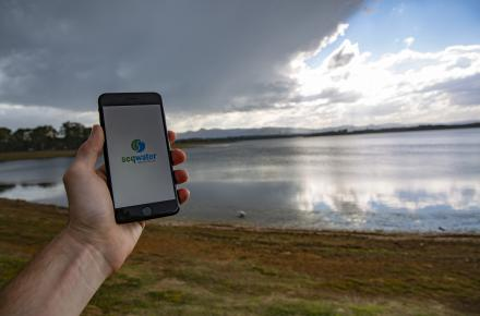 Seqwater updates its mobile app